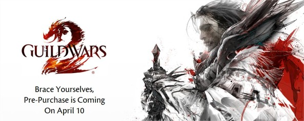 Pre-Purchase Guild Wars 2